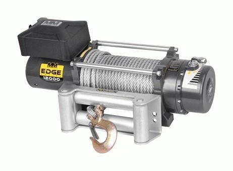 Image of Mean Mother 12000Lb Edge Winch - 24 Volt