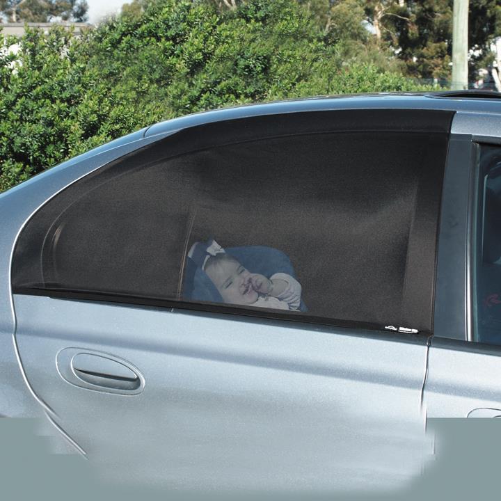 Image of Window Sox Pair Toyota Prius NHW20 5 Door Hatch 5/2003-12/2008 WS16211