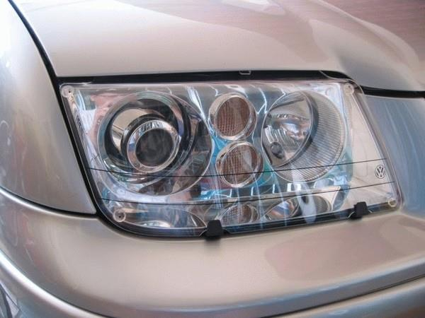 Image of Head Light Protectors Holden Calais VE Series II 9/2010-5/2013 H306H Headlight
