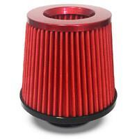 Image of Red - Saas Racing Air Pod Filter Intake Cleaner Suits Turbo TRD STI Nissan Honda Skyline