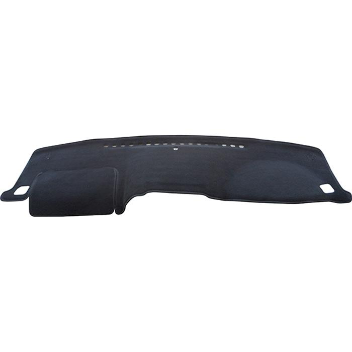 Image of Charcoal - Sunland Moulded Dash Mat Landcruiser 200R 10/2007-On Dashmat T8006
