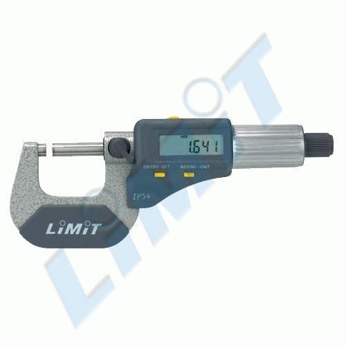 Image of LiMiT - Digital Micrometer 0-25mm