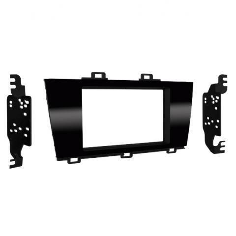 Image of Double DIN Facia Kit To Suit Subaru Impreza XV 2015-On FP8188
