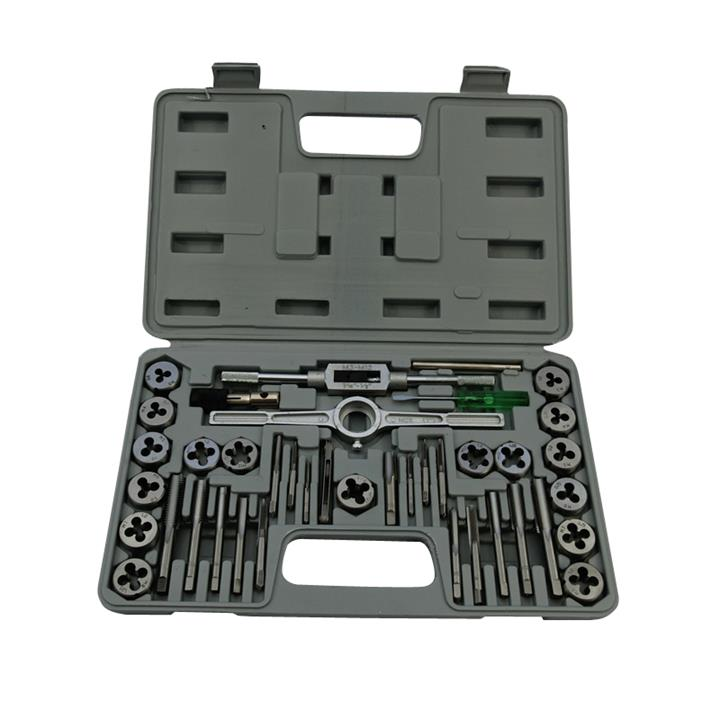 Image of Metal Worx Tap & Die Set 40 Piece Metric 748104040