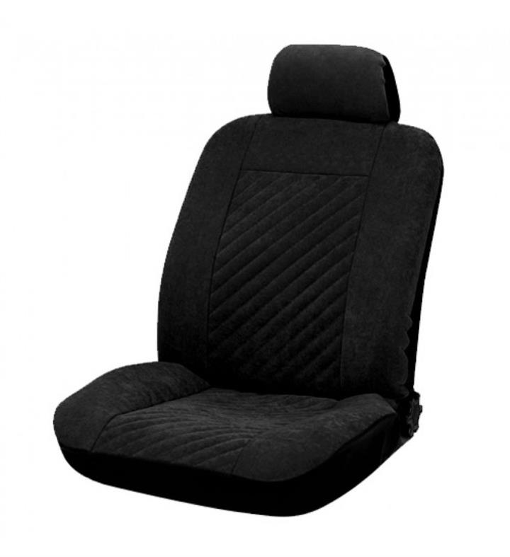 Image of Senator Velour Seat Covers Set Suits Subaru Impreza RX / R Sedan 2/2008-11/2011 2 Rows