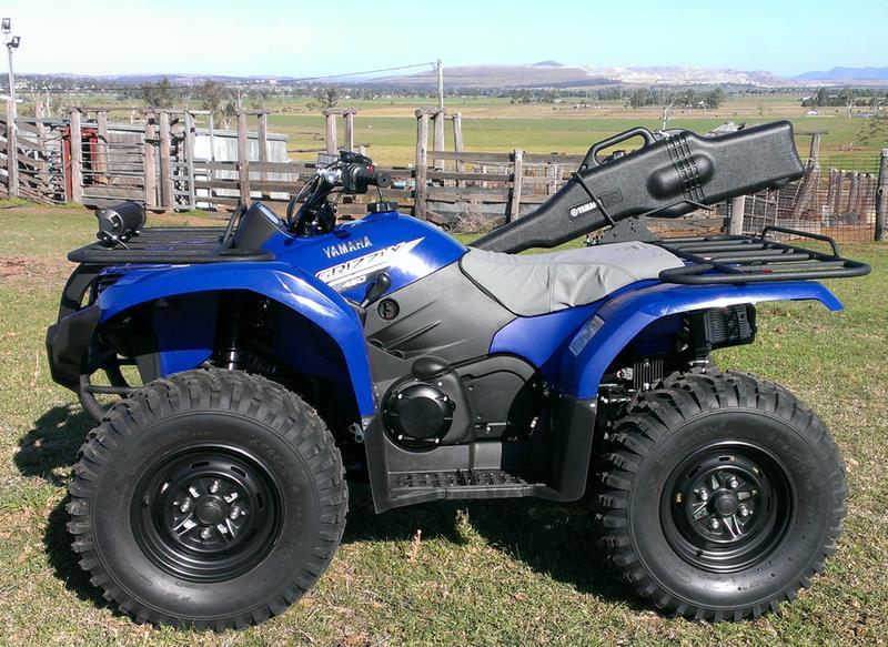 Image of Canvas ATV Seat Covers CF Moto CF500 CF801Q