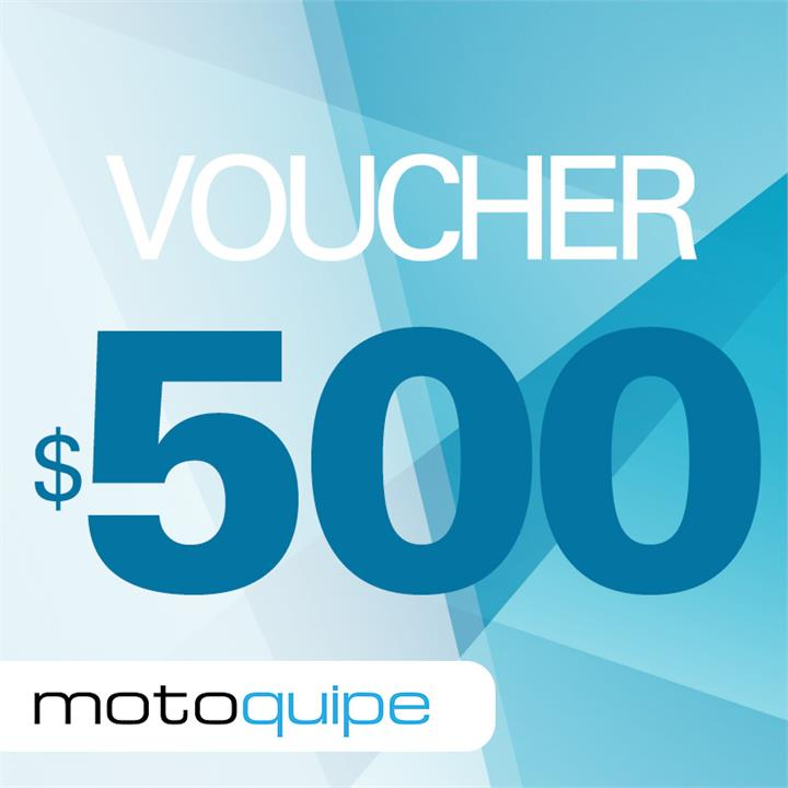 Image of $500 Gift Voucher