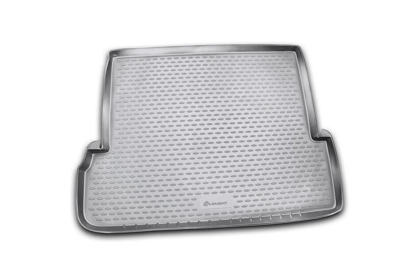 Image of Custom Moulded Cargo Boot Liner Toyota Land Cruiser Prado 12/2009-2013 7 Seater Long SUV EXP.NLC.48.27.G12