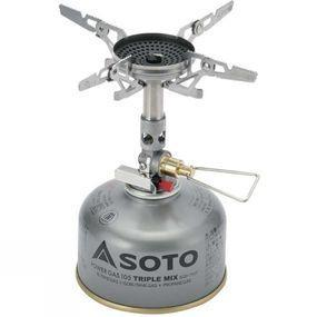 Soto WindMaster Stove No Colour