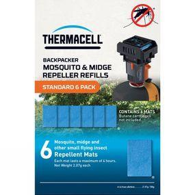 Thermacell Standard Refill Pack (6 Mats) No Colour/No Colour