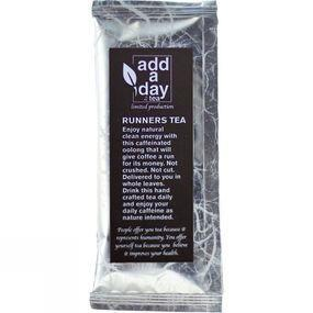 Addaday Runners Tea Single Pack Silver