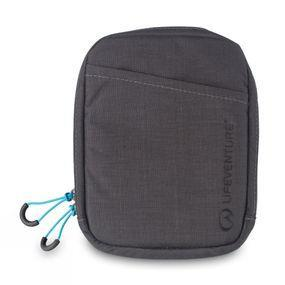 Image of Lifeventure RFiD Travel Neck Pouch Grey