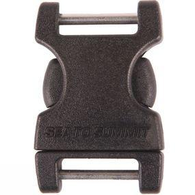 Sea to Summit 25mm Side Release 2 Pin Buckle Black