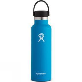Image of Hydro Flask Standard Mouth 21oz with Flex Cap Mint