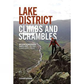 Vertebrate Publishing Lake District Climbs and Scrambles 1st Edition, April 2015