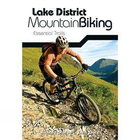 Vertebrate Publishing Lake District Mountain Biking: Essential Trails No Colour