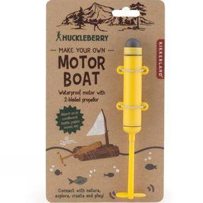 Kikkerland Huckleberry Motor Boat No Colour