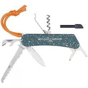 Gentlemen's Hardware Wilderness Multi-Tool No Colour