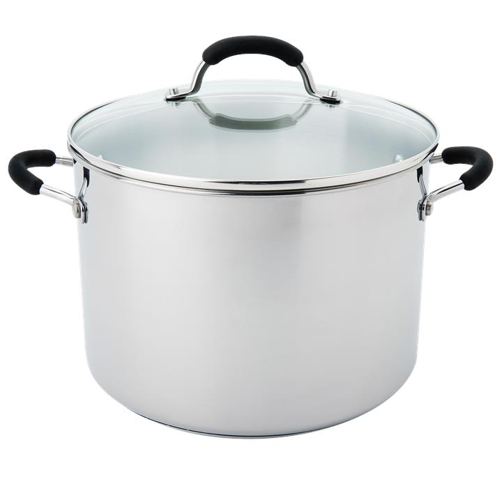 RACO Contemporary 26cm/9.5L Stainless Steel Stockpot