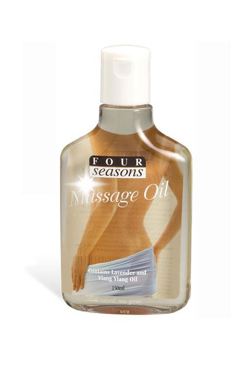 Four Seasons Lavender & Ylang Ylang Massage Oil (150ml)