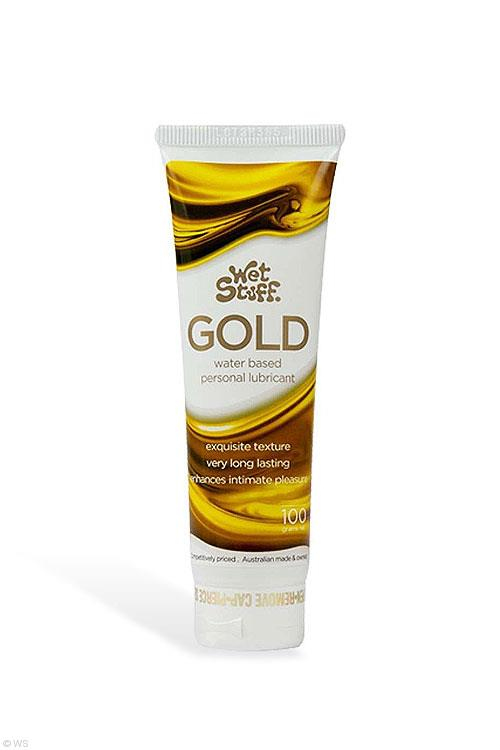Wet Stuff Gold Lubricant (100g)