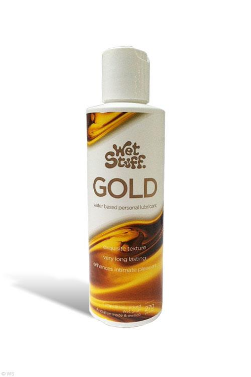 Wet Stuff Gold Lubricant (270g)