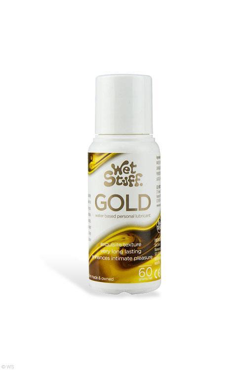 Wet Stuff Gold Lubricant (60g)
