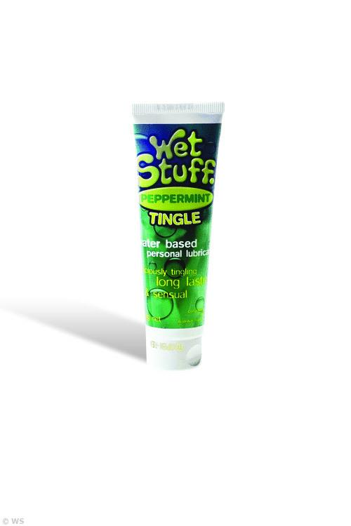 Wet Stuff Peppermint Tingle Lubricant (100g)