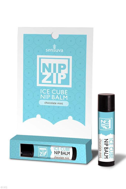 Sensuva Cooling Nipple Balm - Chocolate Mint