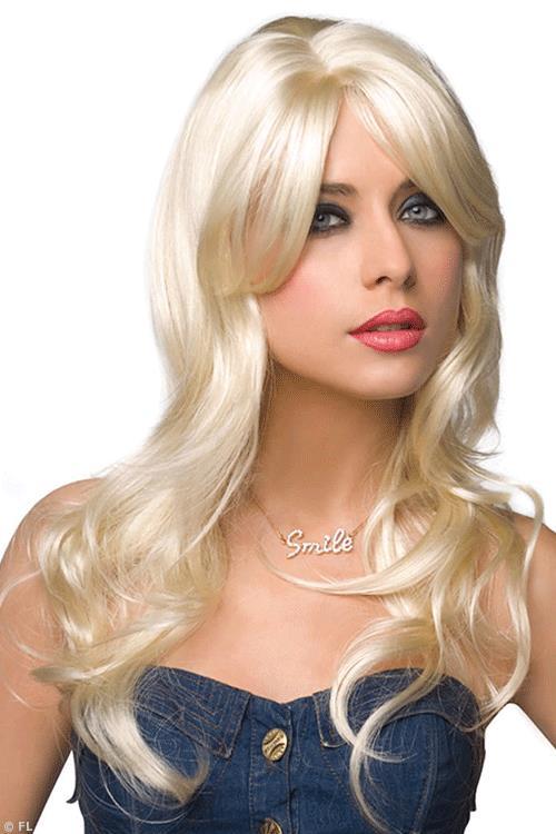 Pleasure Wigs Jessie Quality Wig - Blonde