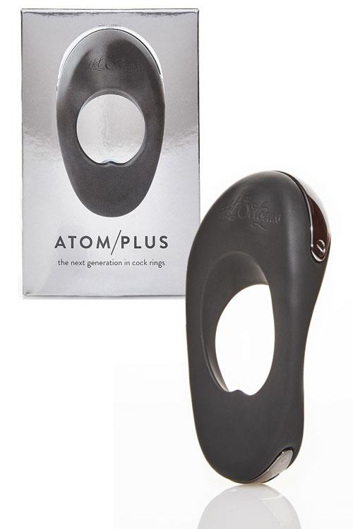 Hot Octopuss Atom Plus Rechargeable Powerful Vibrating Cock Ring