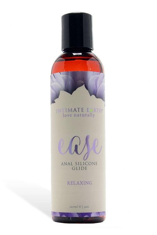 Intimate Earth Ease Relaxing Anal Silicone Glide (120ml)