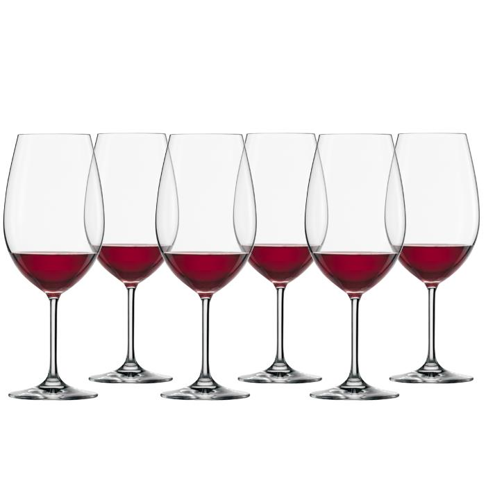 Image of Schott Zwiesel Entertainers Invento Bordeaux Glasses 6-Pack