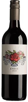 Image of Plums and Roses 4 Piece Shiraz Blend 2020