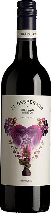 Image of The Pawn Wine Co El Desperado Red Blend 2018