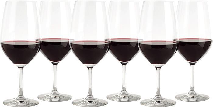 Image of Schott Zwiesel Vina Bordeaux/Claret Glasses SCHOT10 6-Pack