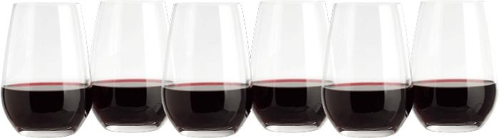 Image of Schott Zwiesel Everyday Vina 556ml Stemless Glasses 6-Pack