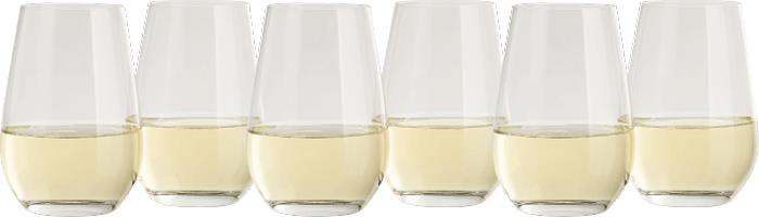 Image of Schott Zwiesel Vina Stemless White Glasses SCHOT19 6-Pack