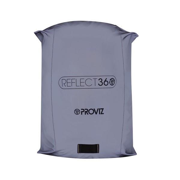 Proviz Reflect360 Backpack Cover - Silver/Grey