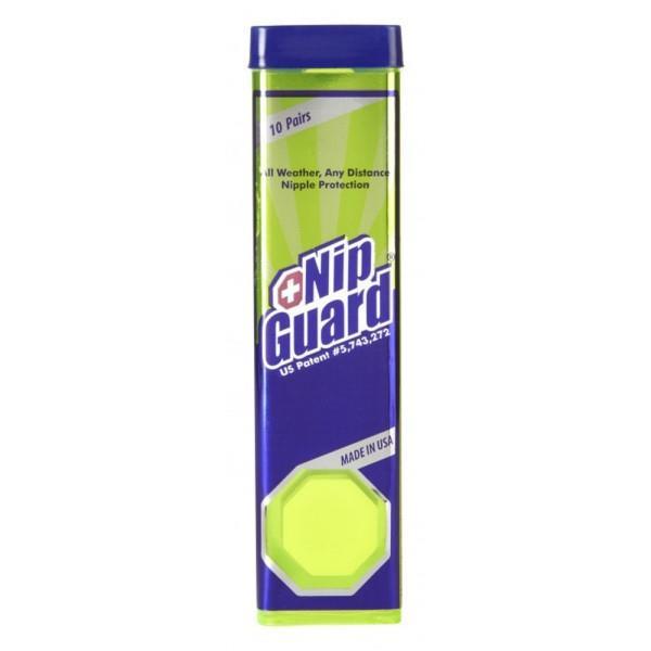 RunGuard Premium Anti-Chafe NipGuards - Pack of 10 Pairs