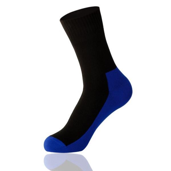 ANTU Coolmax Waterproof Socks - Black/Blue