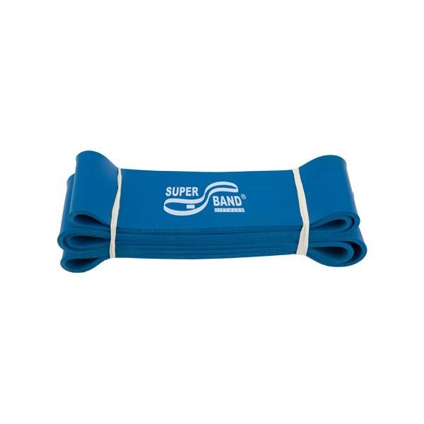 "Body Concept 41"" Resistance Super Band - Extra Strong Strength - Blue"