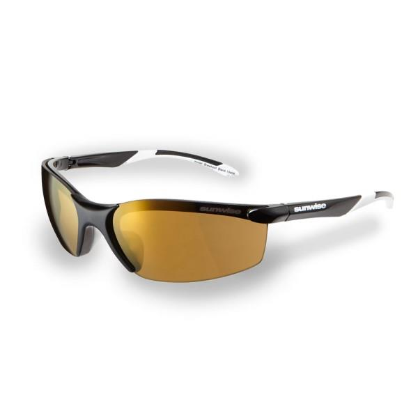 Sunwise Breakout Sports Sunglasses - Black