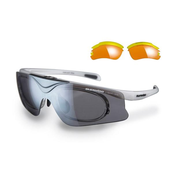 Sunwise Austin Optics Sports Sunglasses - White