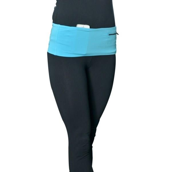 HipS-sister Left Coast Sister Hip Pack - Turquoise