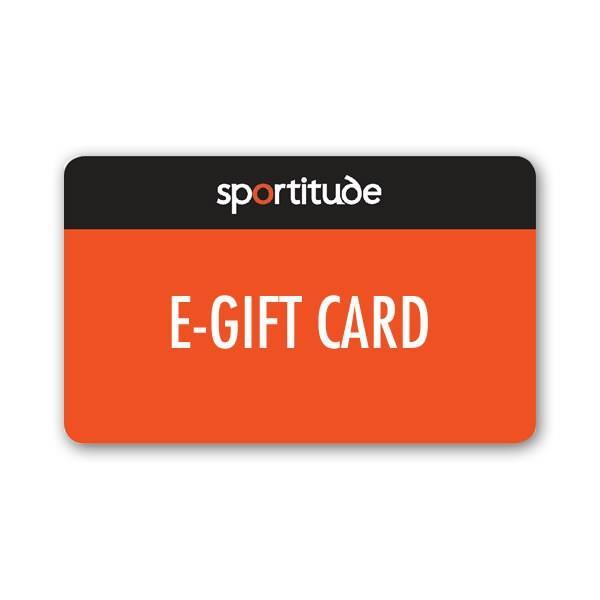 Sportitude e-Gift Card