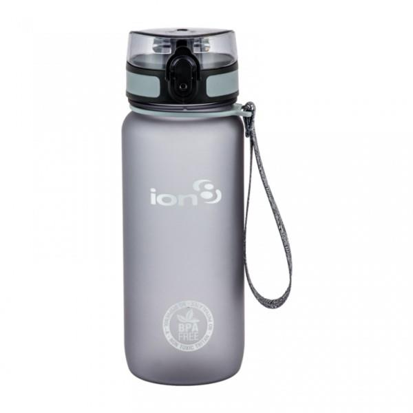 Ion8 Tour BPA Free Water Bottle - 750ml - Grey