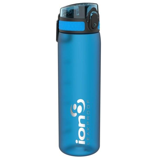 Ion8 Slim BPA Free Water Bottle - 500ml - Blue