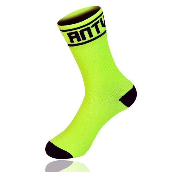 ANTU Bamboo Waterproof Socks - Yellow