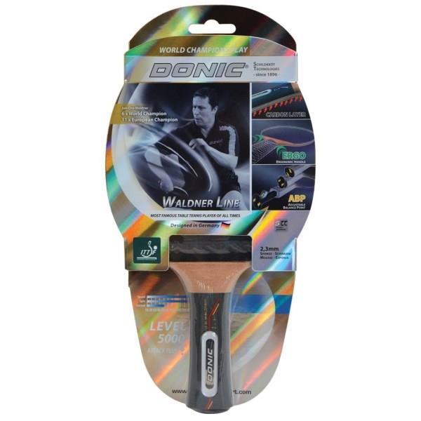 Donic Waldner 5000 Table Tennis Bat